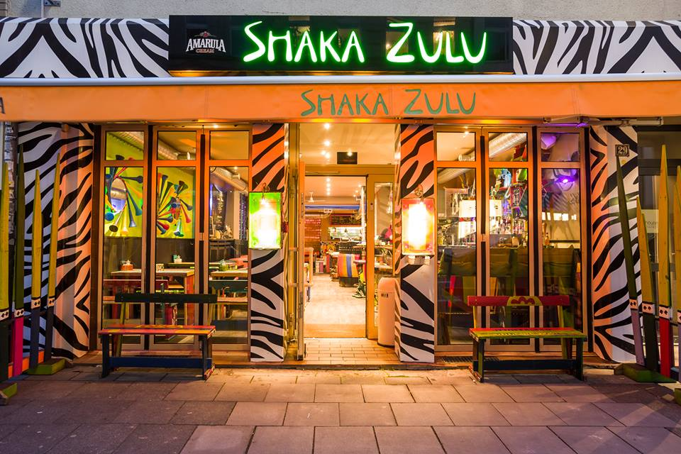 shaka zulu vegane restaurants in k ln greenings. Black Bedroom Furniture Sets. Home Design Ideas