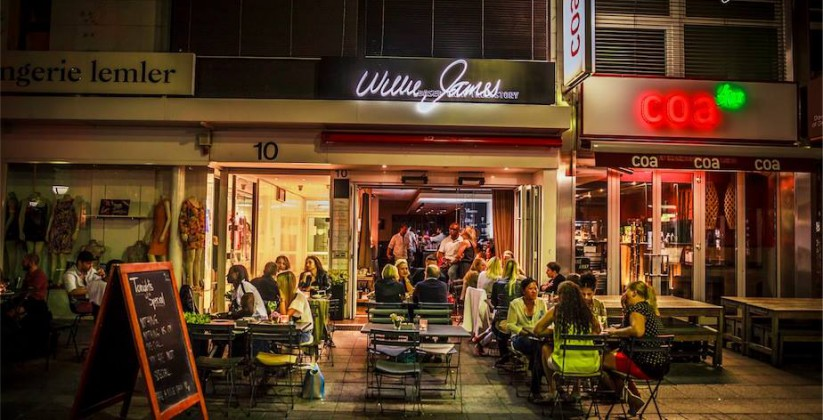 willie james vegane restaurants in frankfurt greenings. Black Bedroom Furniture Sets. Home Design Ideas
