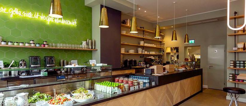 laura 39 s deli vegane restaurants in d sseldorf greenings. Black Bedroom Furniture Sets. Home Design Ideas