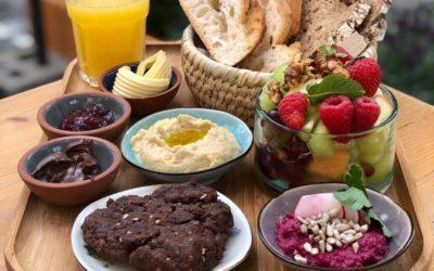 Veganes Frühstück in Mainz