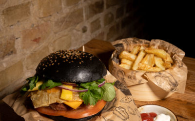 Vegane Burger in Berlin